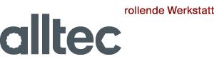 Logo Alltec AG rollende Werkstatt